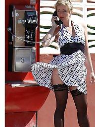 Stockings, Heels, Stockings heels, Amateur stockings