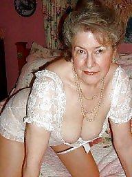 Mature granny, Nympho