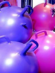 Dildo, Toys, Balls, Toy, Gym, Dildos