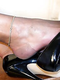 Mature nylon, Older, Nylons, Nylon, Nylon mature, Mature nylons