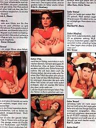 Magazine, Hairy pussy, Vintage hairy, Blowjob, Magazines