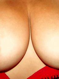 Big amateur tits, Curved
