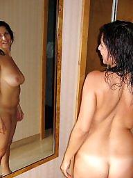 Busty milf, Body, Show, Love, Milf busty, Brunette milf
