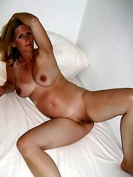 Milf stockings, Voyeur mature
