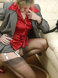 Stockings, Stocking milf, Milf stocking