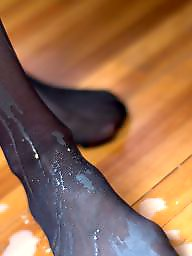 Teen feet, Sexy stockings, Amateur feet, Stocking feet