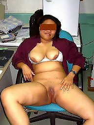 Malay, Asian milf, Malay milf