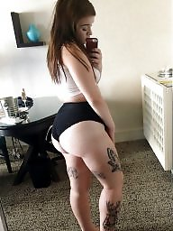 Girl, White, White ass