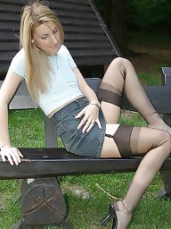 Nylon, Lady, Nylons