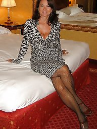 Mature, Milf, Wife, Stockings, Stocking, Milf stockings