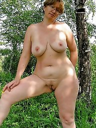 Public boobs, Mature public, Awesome