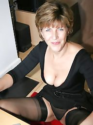 Mature stocking, Uk mature, Halloween, Mature uk
