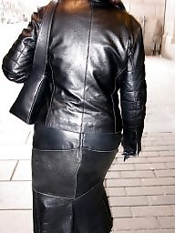 Leather, Boots, Latex, Pvc, Mature porn, Mature pvc