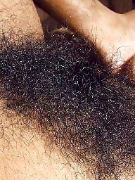 Hairy ebony, Ebony hairy, Blacks