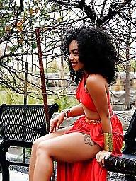 Nude, Ebony