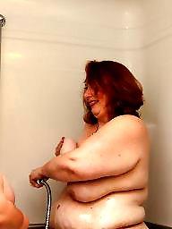 Shower, Bbw lesbian, Shy, Lesbian amateur, Amateur lesbian, Lesbian bbw