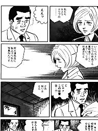 Comic, Comics, Boys, Japanese, Cartoon comics
