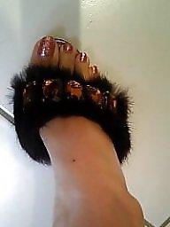 Nice, Asian feet