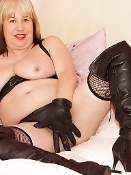 Leather, Latex, Pvc, Mature pvc, Mature latex, Mature milf