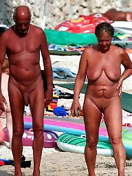 Nudist, Beach, Nudists, Public amateur