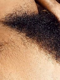 Hairy ebony, Ebony hairy, Black hairy, Hairy black