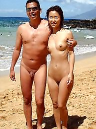 Beach, Public, Beach sex, Public sex, Nudity