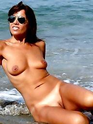 Beach, Mature beach, Beach mature, Beach milf