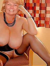 Granny, Granny stockings, Mum, Amateur granny, Mature granny, Granny stocking
