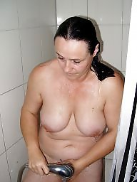 My wife, Bath