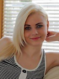 Blonde, Blonde teen