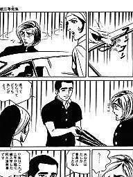 Comics, Comic, Boys, Boy cartoon, Cartoon comics, Asian cartoon