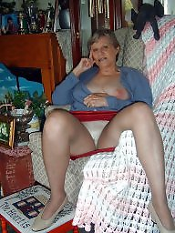 Mature stockings, Matures