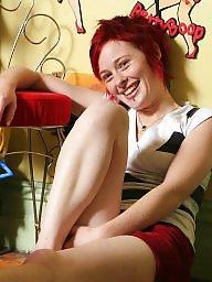 Hairy, Redheads, Hairy redhead