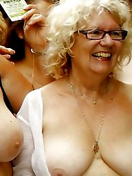 Granny, Grannies, Mature clothed, Mature granny, Clothed, Amateur granny
