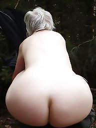 Huge ass, Crazy, White ass
