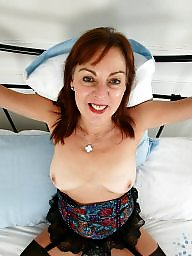 British, British mature, Georgie, British milf, Mature british