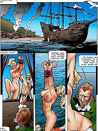 Interracial cartoon, Interracial cartoons, Bdsm, Bdsm cartoon, Bdsm cartoons, Sea