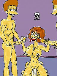 Toons, Group sex