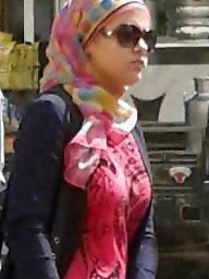 Egypt, Street, Bitch, Upskirt voyeur, Egyption