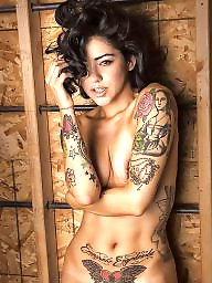 Tattoo, T girls