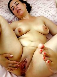 Mom, Milf, Bbw mom, Spreading, Fat mature, Fat