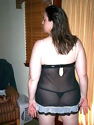 Mature lingerie, Husband
