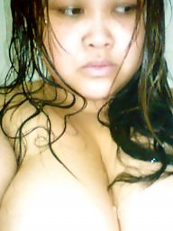 Chubby, Indonesian, Amateur boobs, Big boobs, Amateur chubby