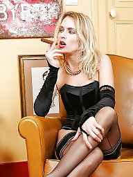 Stockings, Nylon, Upskirt stockings, Nylon stockings