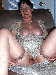 Hairy mature, Mature hairy, Double, Pants