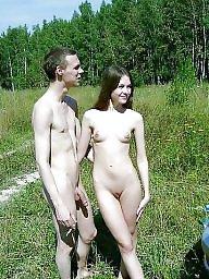 Couples, Couple, Naturist, Amateur couple