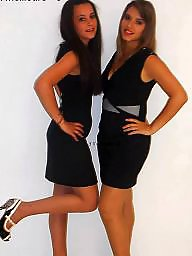 Heels, High heels, French, High, High girls, French amateur