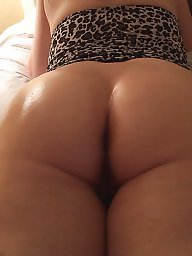 Oiled, Oil ass, Milf asses