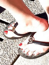 Sandals, Fetish