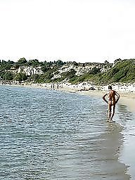 Nudist, Greek, Nudists, Nudist beach